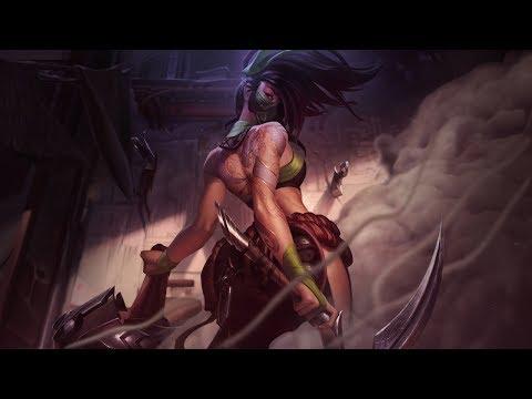 Вольная убийца | Озвучение League of Legends – Виктория Зайцева