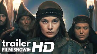 THE LEGEND OF TOMIRIS (2020) Trailer   Heroine Action Adventure Movie