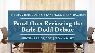 Click to play: Panel One: Reviewing the Berle-Dodd Debate