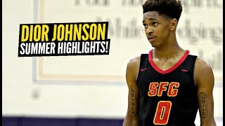 Dior Johnson Had A CRAZY SUMMER & Is Just Getting Started! FULL SUMMER HIGHLIGHTS!