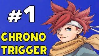 ВЕЛИЧАЙШИЙ ШЕДЕВР - Chrono Trigger #1