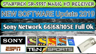 Sony Network New software for 1506 update With Usb - Free video