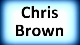 Chris Brown - Bombs Away (NEW Song 2012) + Lyrics - Review / Soundcheck Volume 9