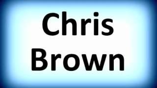 Chris Brown - Bombs Away (NEW Song 2012) + Lyrics - Review / Soundcheck Volume 9