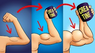 How To Use CREATINE for Muscle Growth (FULL PLAN)