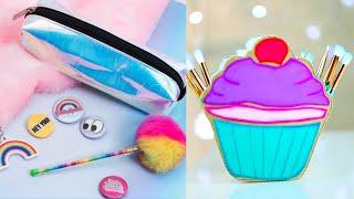 14 FUN AND USEFUL SCHOOL  HACKS,Gift Ideas, Room Decor & Organization COMPILATION!
