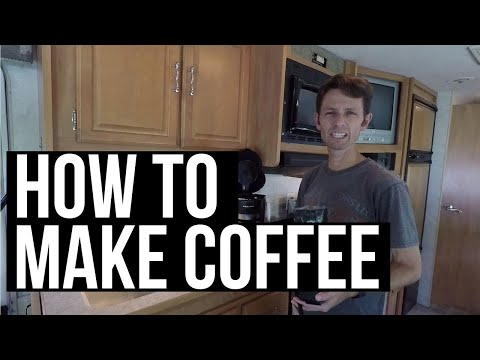 How to Make Coffee in a Coffee Pot