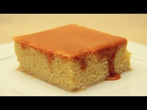 Video Tres Leches Cake Recipe - Mexican Hot Milk Cake