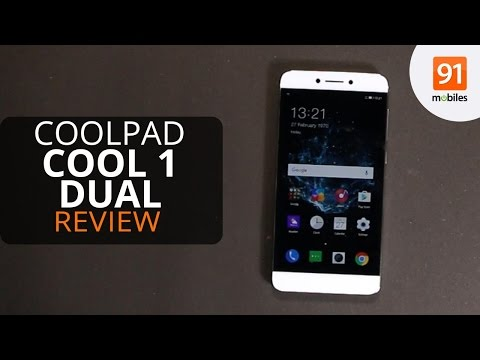 Coolpad Cool 1 Dual Review: the best budget phone?