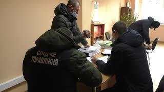 Обыски в УКСе Николаевского горсовета: речь идет о присвоении около миллиона гривен. ВИДЕО