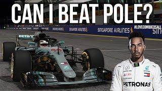 Can I Beat Lewis Hamilton