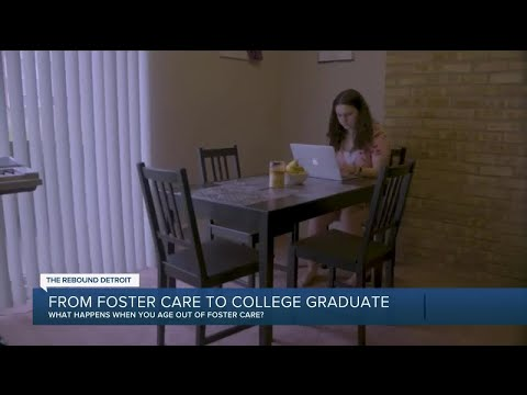 Young adults in Michigan's foster care system find hope among pandemic uncertainty