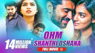 Ohm Shanthi Oshaana - Full Hindi Movie | Nazriya Nazim, Nivin Pauly, Aju Varghese | Full HD 1080p