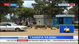 Bodi simamizi ya hospitali ya kitaifa ya Kenyatta imeagiza kuimarishwa kwa usalama
