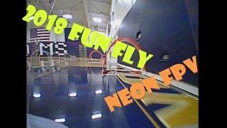 Syracuse Model Forum 2018 - Tiny Whoop FPV Racing