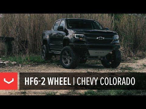 Chevrolet Colorado | Vossen HF6-2 Truck Wheel