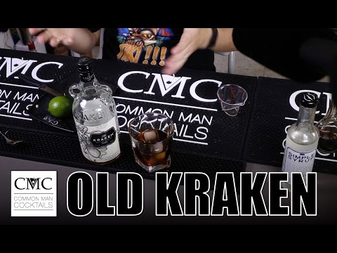 The Old Kraken Cocktail