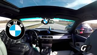 Audi A3 1.8T vs BMW E91 335D 410KM/850NM !!