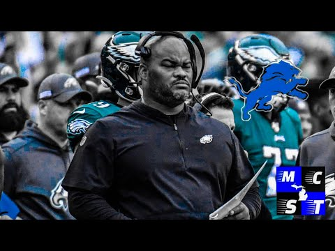 Detroit Lions May Hire Ex Philadelphia Eagle Player & Coach Duce Staley!!! (Reportedly)