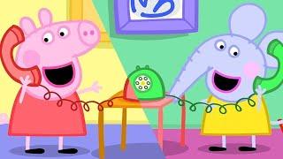Peppa Pig Full Episodes | Edmond Elephant's Birthday | Kids Videos