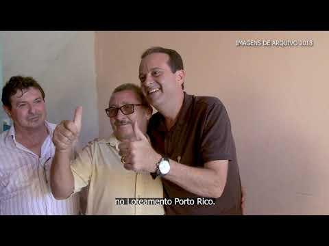 MORADORES DO LOTEAMENTO PORTO RICO TÊM REALIDADE TRANSFORMADA