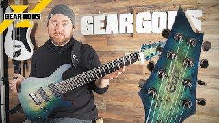 8-String Guitar Tips and Tricks!   GEAR GODS
