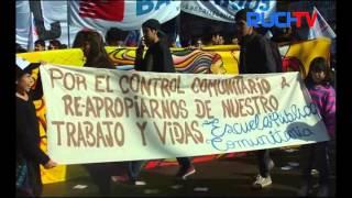 Críticas al Gobierno marcan conmemoración del Día del Trabajador en Chile