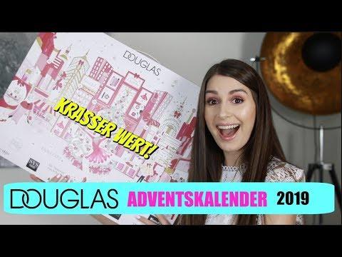Es geht wieder looooos  🎉 Douglas Adventskalender 2019 mit HEFTIGEM WERT
