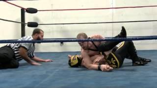 Stevie T vs. Leon Ikusa. East Bay Pro Wrestling. October 10, 2015