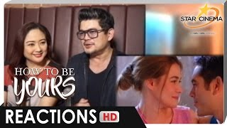 Reactions | Martin Nievera, Christine, and Julius Babao on 'How To Be Yours'