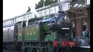 GCR Tank Engine Weekend 150809