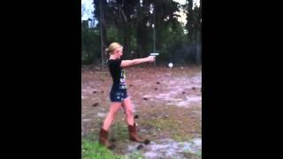Amanda Shooting