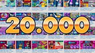 20.000 ABONNENTEN SPECIAL