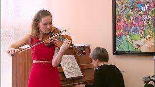 В Новгородском колледже искусств имени Рахманинова прошел День открытых дверей