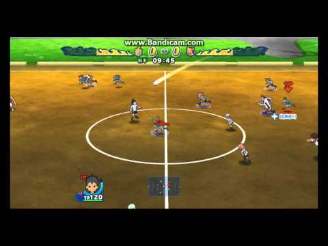 Видео № 1 из игры Inazuma Eleven: Strikers (Б/У) [Wii]