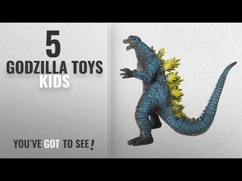 Top 10 Godzilla Toys Kids [2018]: 14'' 13'' 7