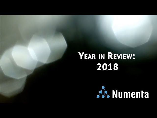 Numenta's 2018 Year in Review – with Jeff Hawkins and Subutai Ahmad