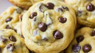 chocolate chip cookie with pudding mix