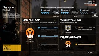 Ghost Recon Wildlands Season 6 Week 3 Solo Challenge 2