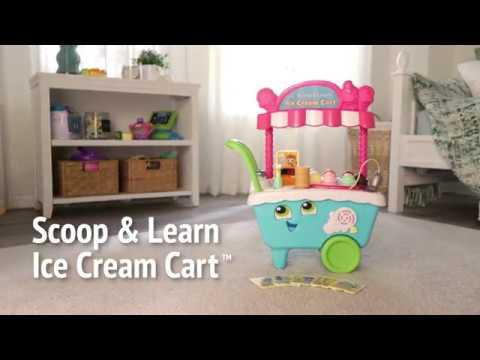 LeapFrog Scoop & Learn Ice Cream Cart™ Demo Video