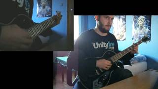 Europe - Boyazont (guitar cover)