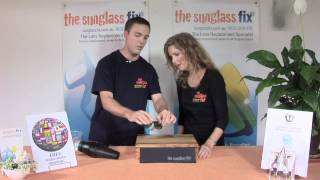 How to Adjust Sunglass Frames for a Better Fit - Help Prevent Damaged Sunglass Lenses