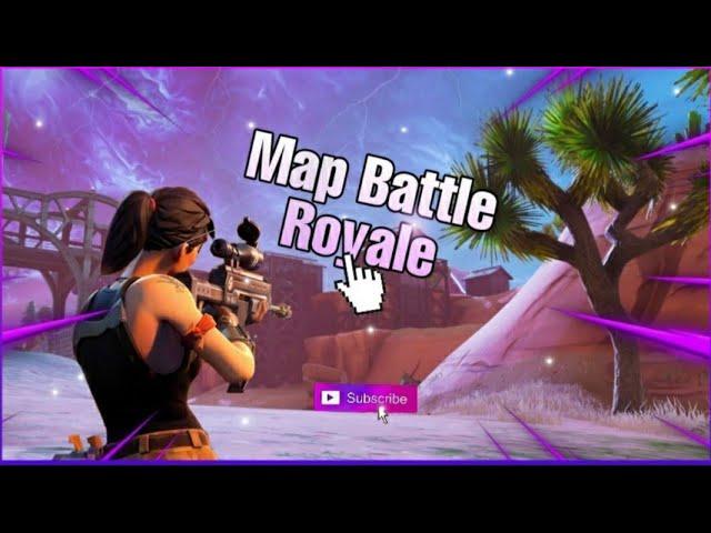 Map Battle Royale