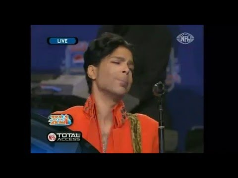 How Prince Won Super Bowl XLI