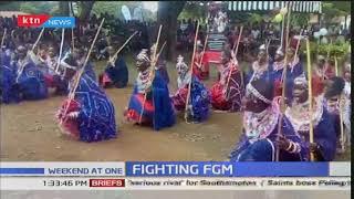 Maasai residents of Ikisonko Clan on Tanzania-Kenya border have been urged to stop practicing FGM
