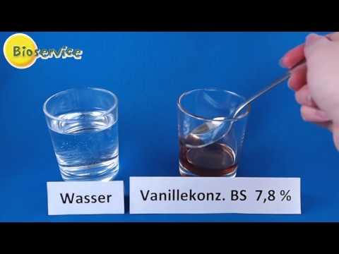 BIO-Vanillekonzentrat BS 7,8 % 90.025