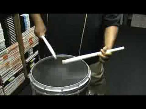 Insane Snare Drum Skills