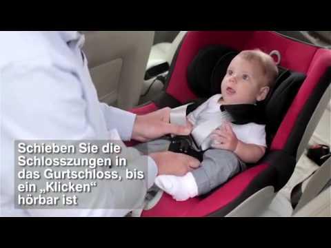 Römer Dualfix Kindersitz Isofix 0 18 kg - Gruppe 0 1