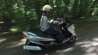 TEST DRIVE SUZUKI BURGMAN 200