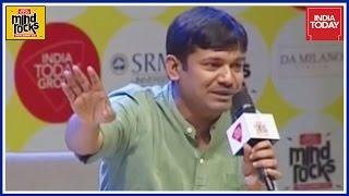 Kanhaiya Kumar Modi-ed Out At Youth Summit